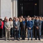 Município de Lisboa solidário com Paris